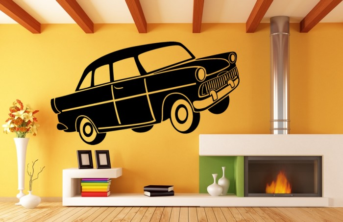 Coche Volador de Harry Potter