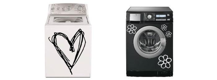 vinilos para lavadoras