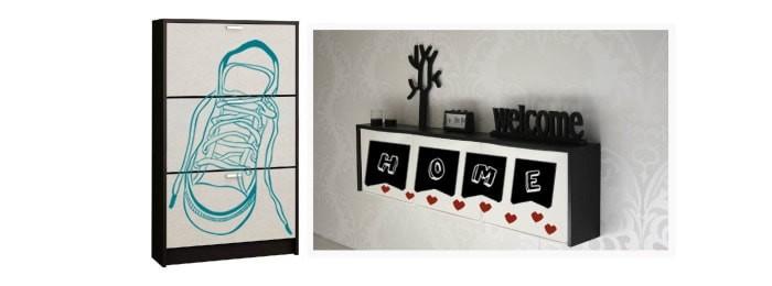 Vinilos para muebles for Vinilos muebles